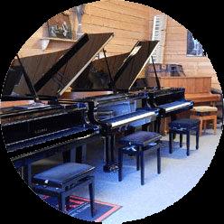 Acheter un piano en Bretagne chez L'ami Du Piano